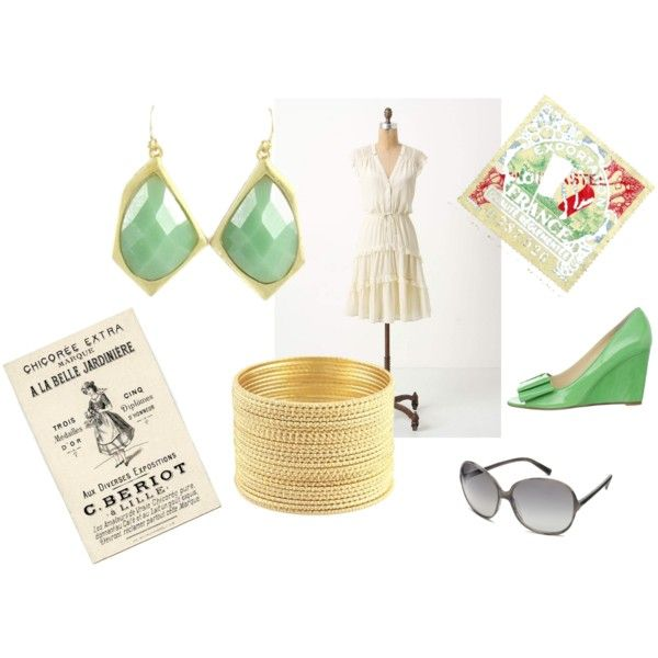 Belle Jardiniere, created by pipabella on Polyvore