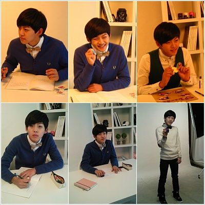 Dongho @ Photoshoot (My Black Mini Dress movie) | U-KISS Fans ...