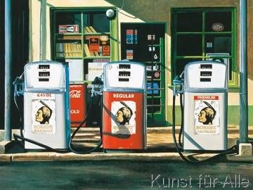 Alain Bertrand - Mohawk gazoline