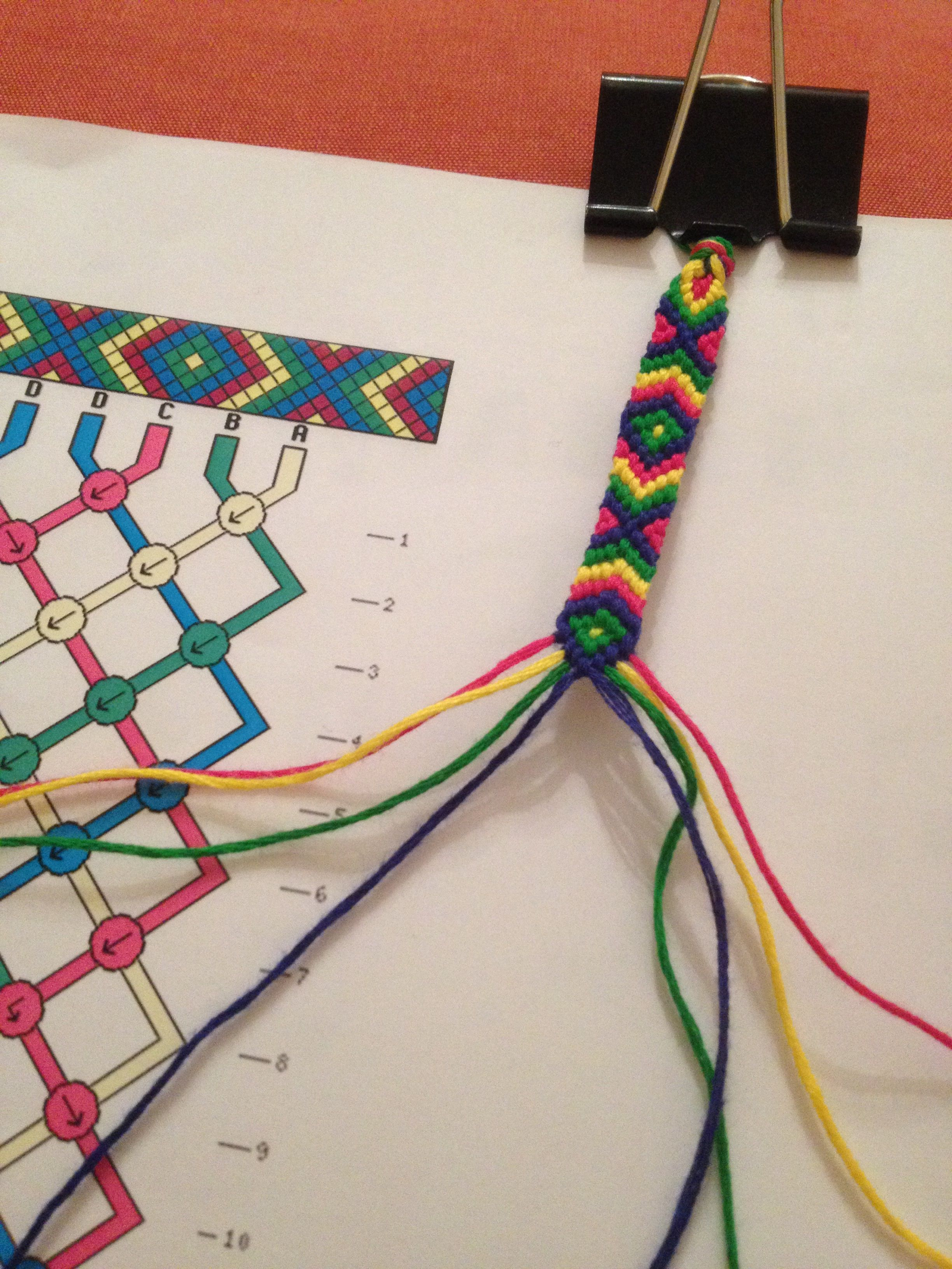 how to make string bracelets - photo #35