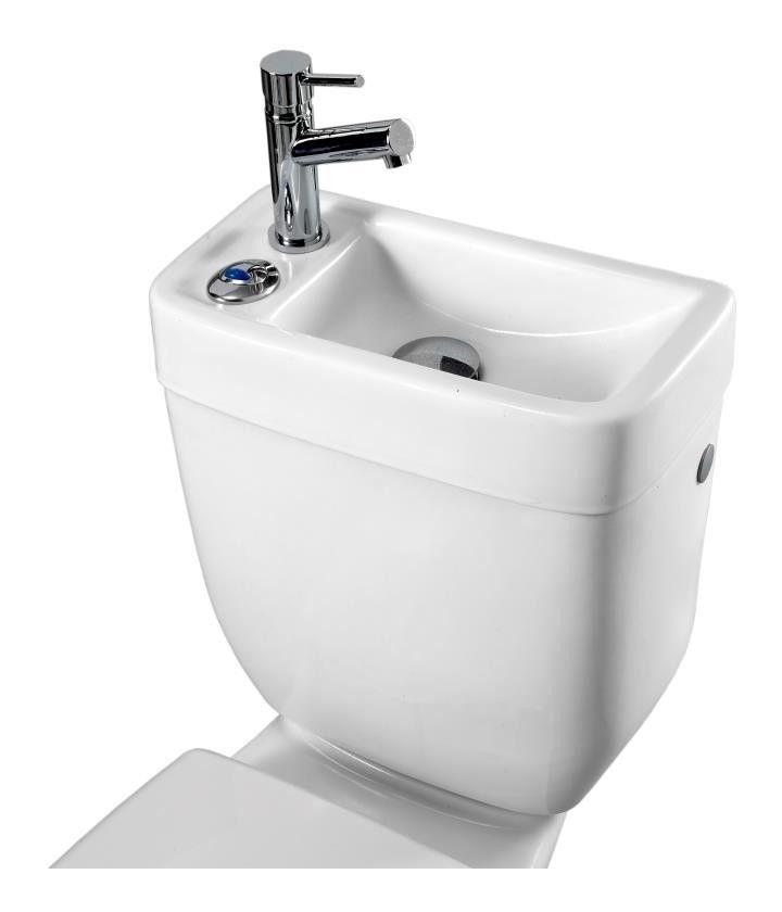 réservoir avec lave-mains intégré - plomberie sanitaire chauffage