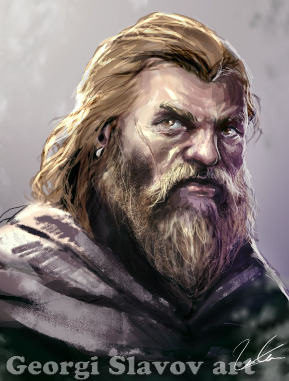 Category:Mountain dwarf portraits - Official Pillars of ... |Dwarf Male Portrait