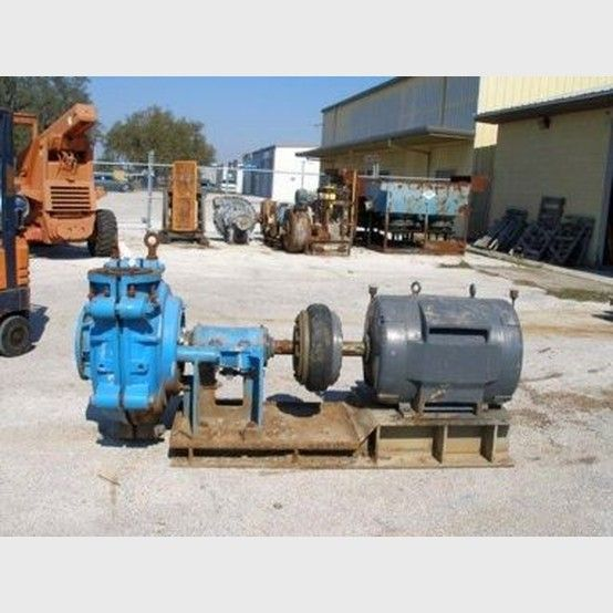 Warman 8x6 Slurry Pump Warman Industrial Pumps Pumps