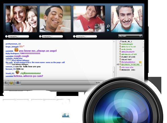 Rooms video chat Video Chat