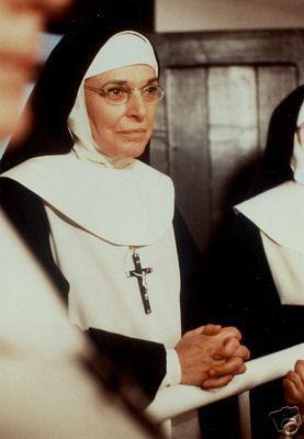 Anne Brancroft - AGNES OF GOD, 1985