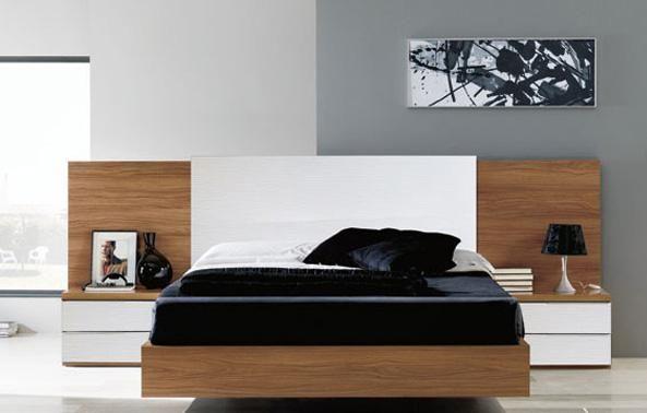 Dormitorio moderno matrimonio Cama Pinterest Dormitorios