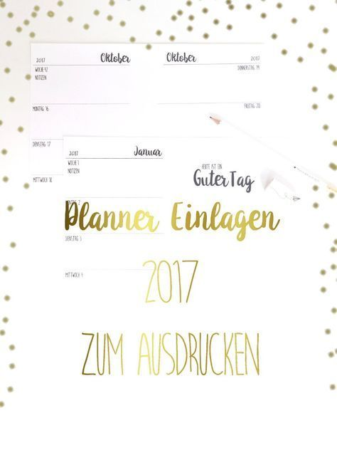 planer einlagen filofax 2017 kalender kalender. Black Bedroom Furniture Sets. Home Design Ideas