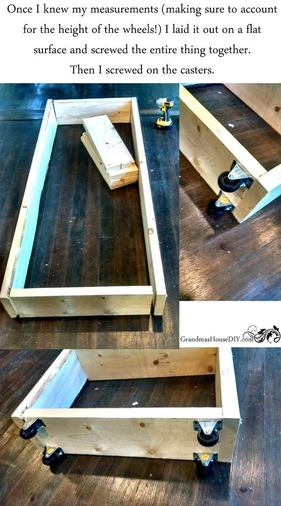 Merveilleux How To: Build Your Own Rolling Pantry!