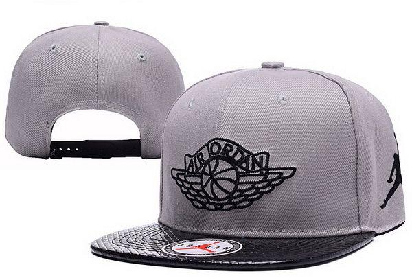 91a6378ef98 New brand Hip-Hop adjustable sport s Cap Nike Air JORDAN 2 grey Cool  Fashion Snapback Hats  6 pc