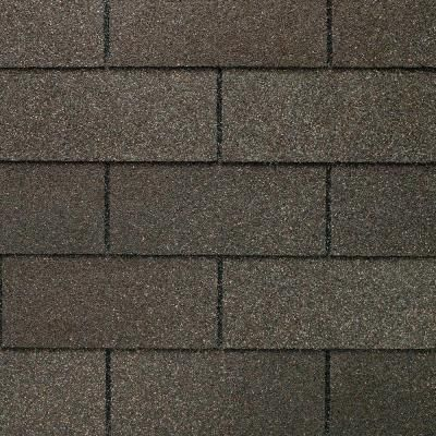 Gaf Royal Sovereign Weathered Gray Algae Resistant 3 Tab Roofing Shingles 33 33 Sq Ft Per Bundle 26 Pieces 0202880 The Home Depot Architectural Shingles Shingling Architectural Shingles Roof