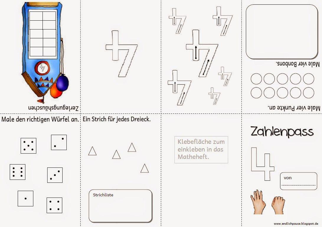 endlich pause 2 0 zahlenp sse klasse 1 mathe mathe volksschule und mathematik. Black Bedroom Furniture Sets. Home Design Ideas
