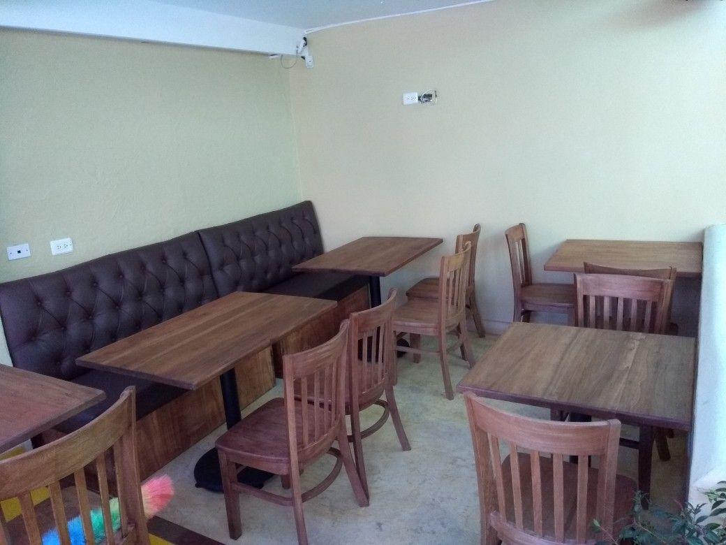 Muebles R Sticos El Cofrecito Dotaci N En Mobiliario Para  # Muebles Cautivo