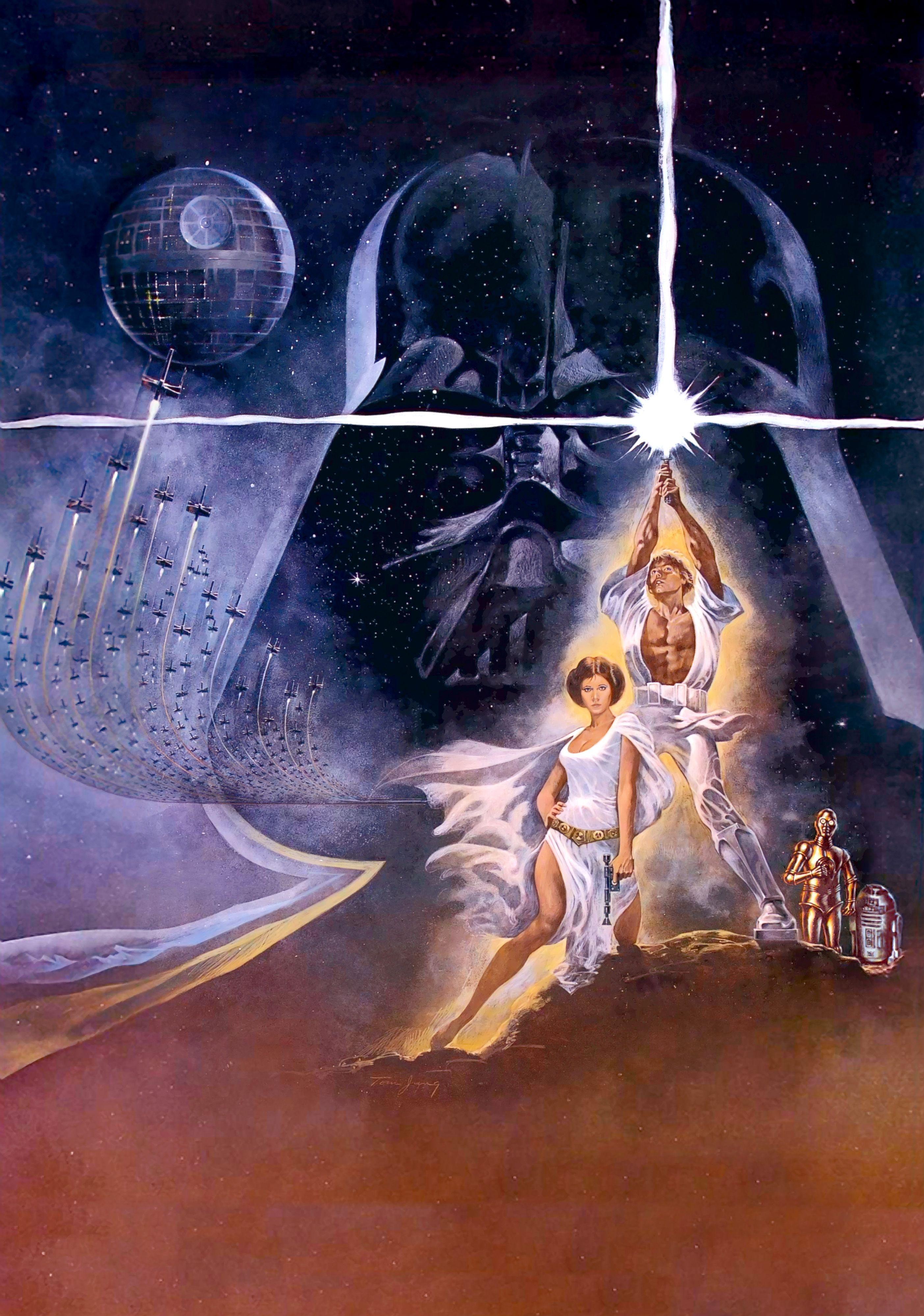 The Thing Star Wars Episoden Star Wars Poster Star Wars Film