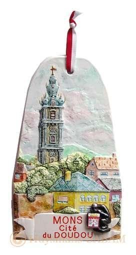 Mons Cité du Doudou, Arts et Sculpture