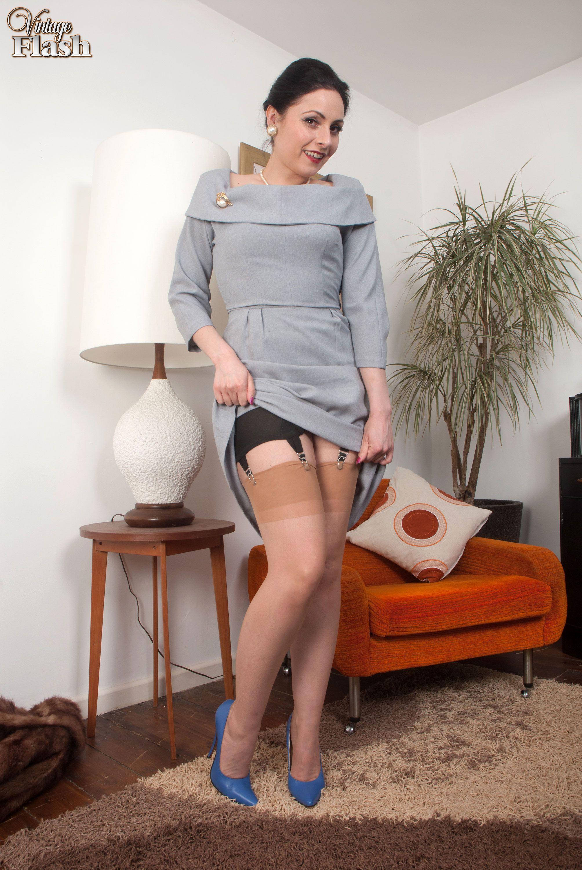 delane girdles flash Sophia vintage
