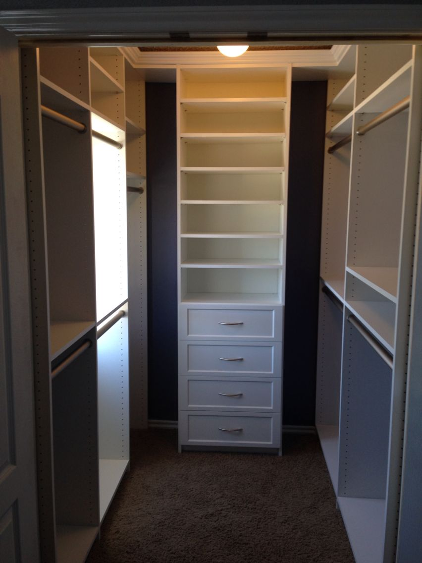 our new master closet 6 x 6 small master closet on extraordinary small walk in closet ideas makeovers id=17720