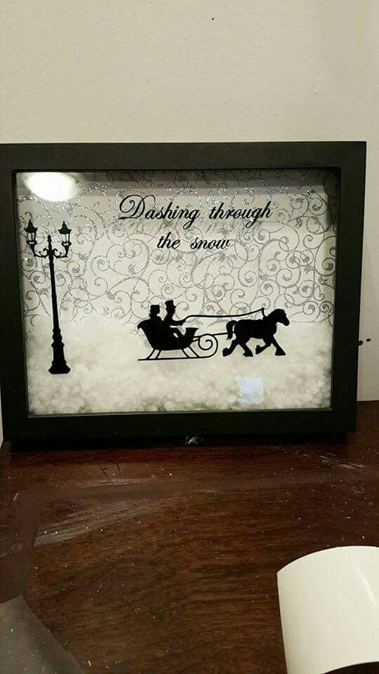 Image Result For Cricut Projects To Sell Cricut Christmas Shadow