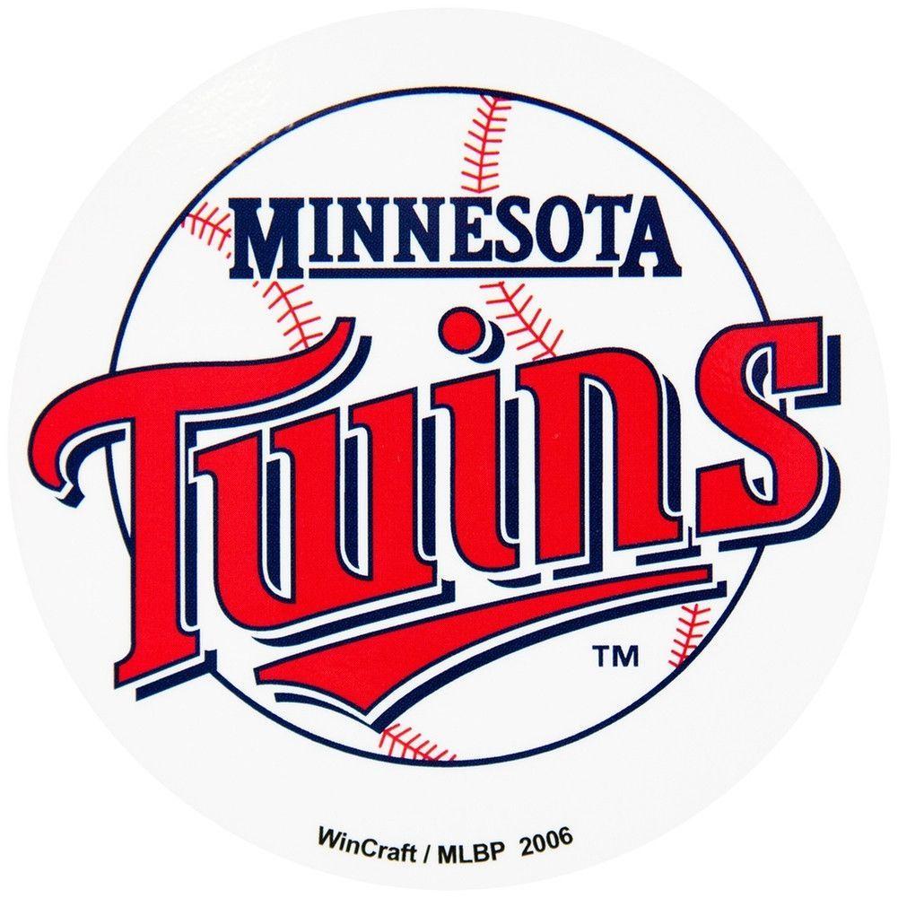 Minnesota Twins Baseball Logo In/Out Twins
