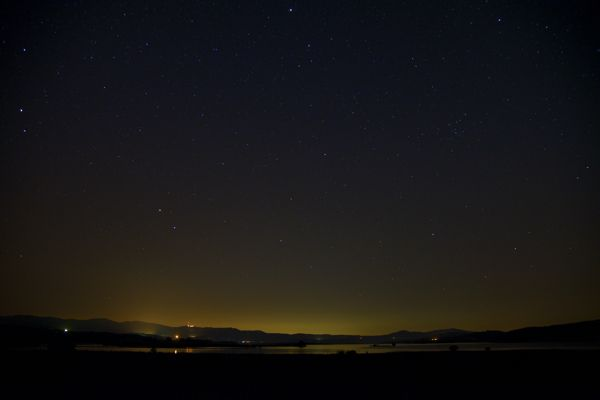 Stelle sul lago Cecita - © Massimiliano Palumbo