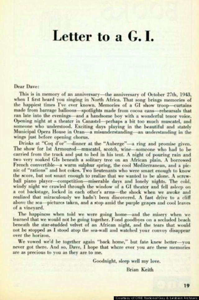 World War II Soldiers Express Their Love in Heartbreaking Letter