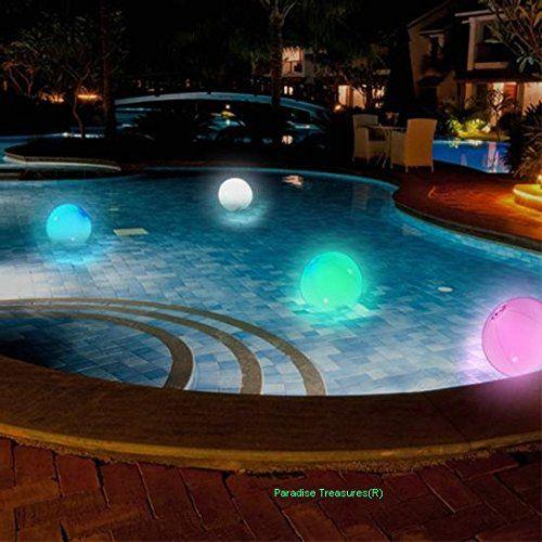 "5 INTEX PARADISE INFLATABLE BEACH BALLS 24/"" POOL-BEACH CLASSIC FUN COLORS"