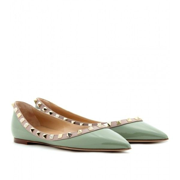 Occasion - Leather ballet flatsValentino jf8jJ