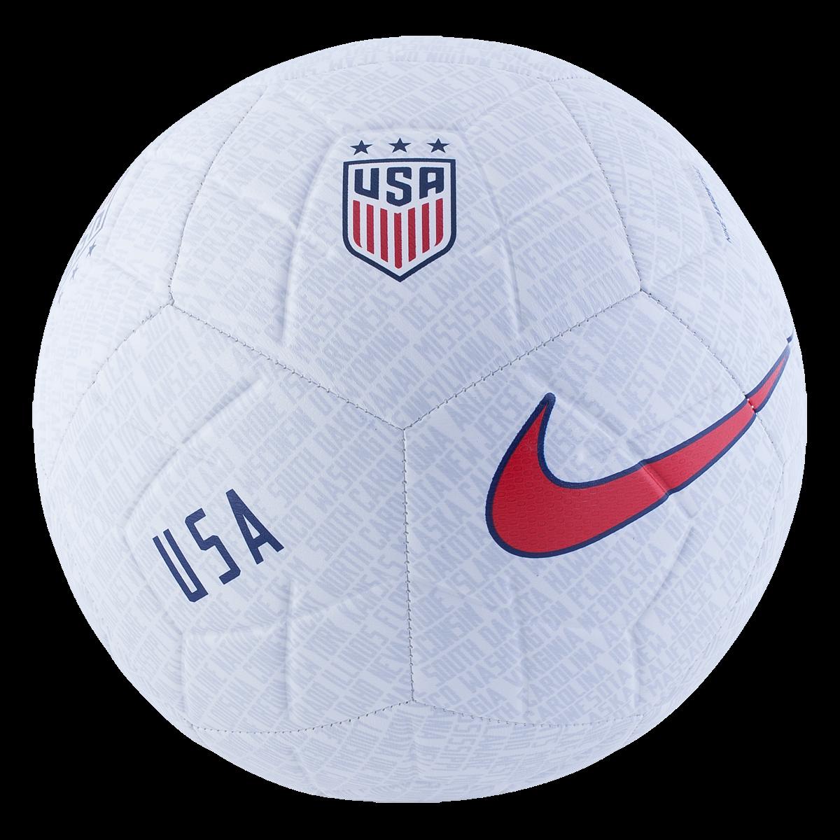 Nike Usa Strike Team Soccer Ball 5 Soccer Ball Soccer Girls Soccer Cleats