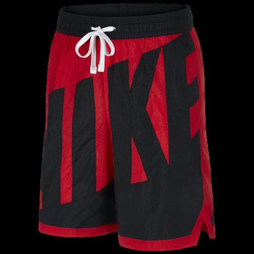 Nike Throwback Graphic Shorts University Red Black Nike Clothes Mens Mens Workout Clothes Mens Tights