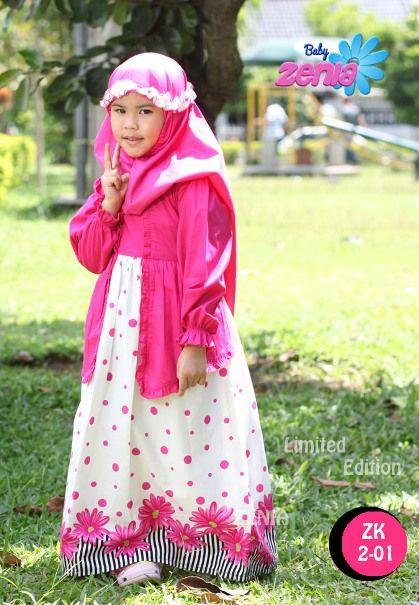 Baby Zenia adalah Produsen Fashion Branded Bandung. Jual Grosir Pakaian  muslim anak perempuan ddc6075094