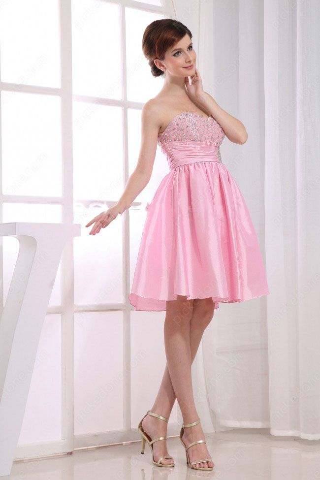 pink prom dress | Sofia\'s favorites | Pinterest