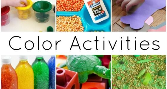 Photo of 30+ Color Activities For Preschoolers – Pre-K Pages