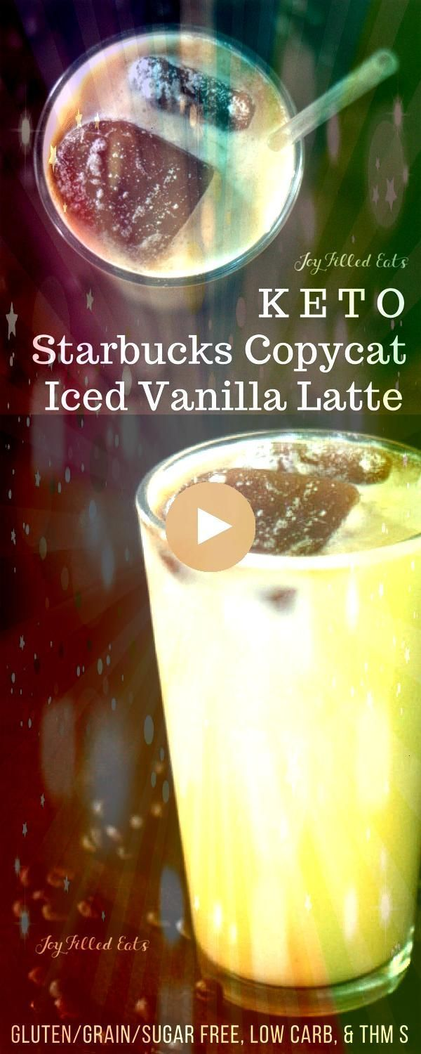 #lowcarbfrappuccino #glutenfreerecipes #trimhealthymama #dessertrecipes #lowcarbrecipes #ketostarbucks #frappuccino #lowcarbdiet #ketorecipes #concentrate #glutenfree #sugarfree #grainfree #icedlatte #starbucksKETO Copycat Starbucks Frappuccino or Iced Latte - Low Carb THM S - If you love a Sugar Free Starbucks Vanilla Latte or Frappuccino you can stop here. Make one concentrate and have your favorite beverage ready in minutes.KETO Copycat Starbucks Frappuccino or Iced Latte - Low Carb TH... #st #starbucksfrappuccino