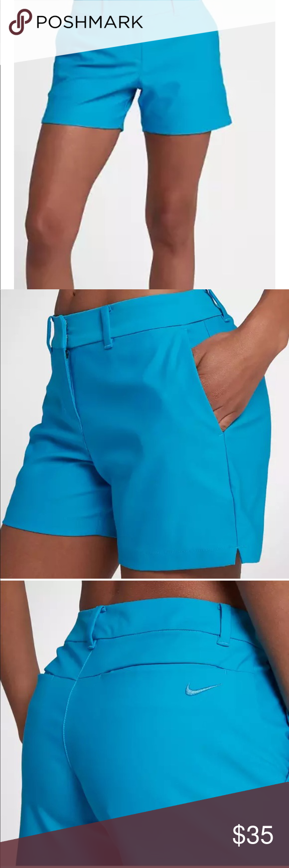 """a5127cfb254 Women's Nike Flex 4.5"""" Woven Golf Shorts BRAND NEW WITH TAGS Nike ..."""