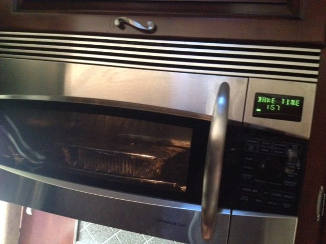 Rv Convection Microwave Oven