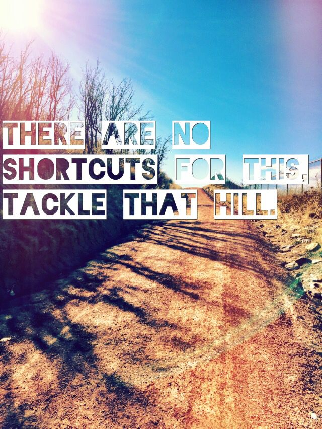 Run over the hills! #trailrunning #running