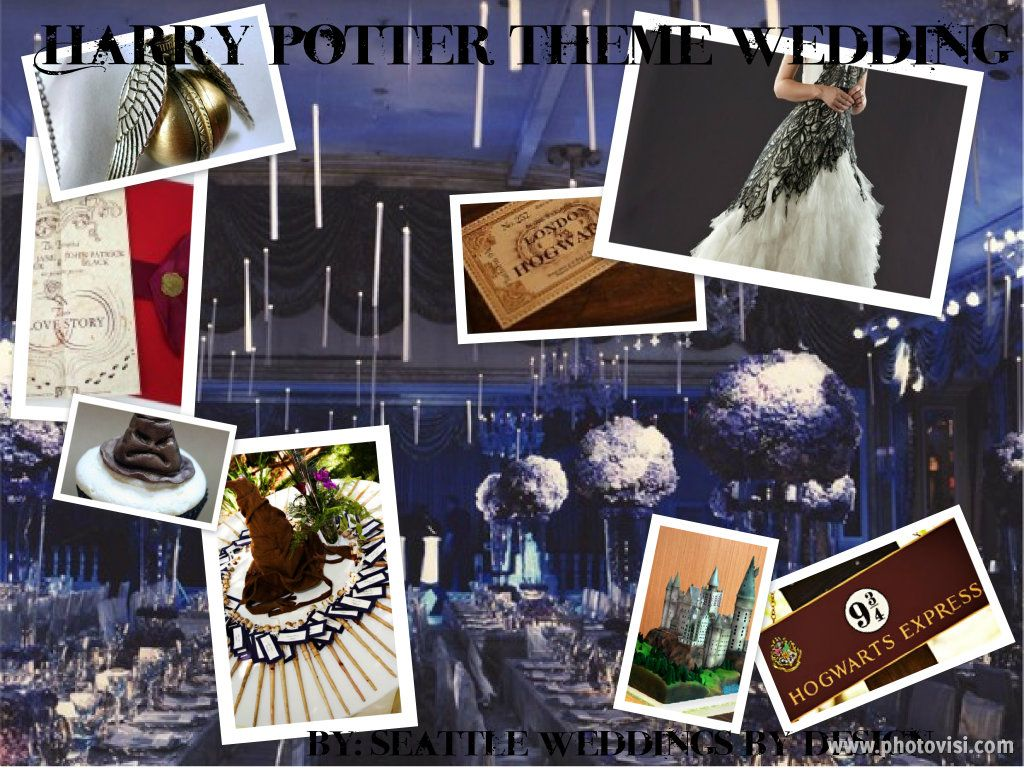 Collage Bambini ~ Photo collage maker harry potter theme photo