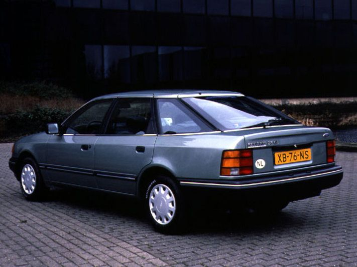 Ford Scorpio Ford Granada Car Ford Old School Cars