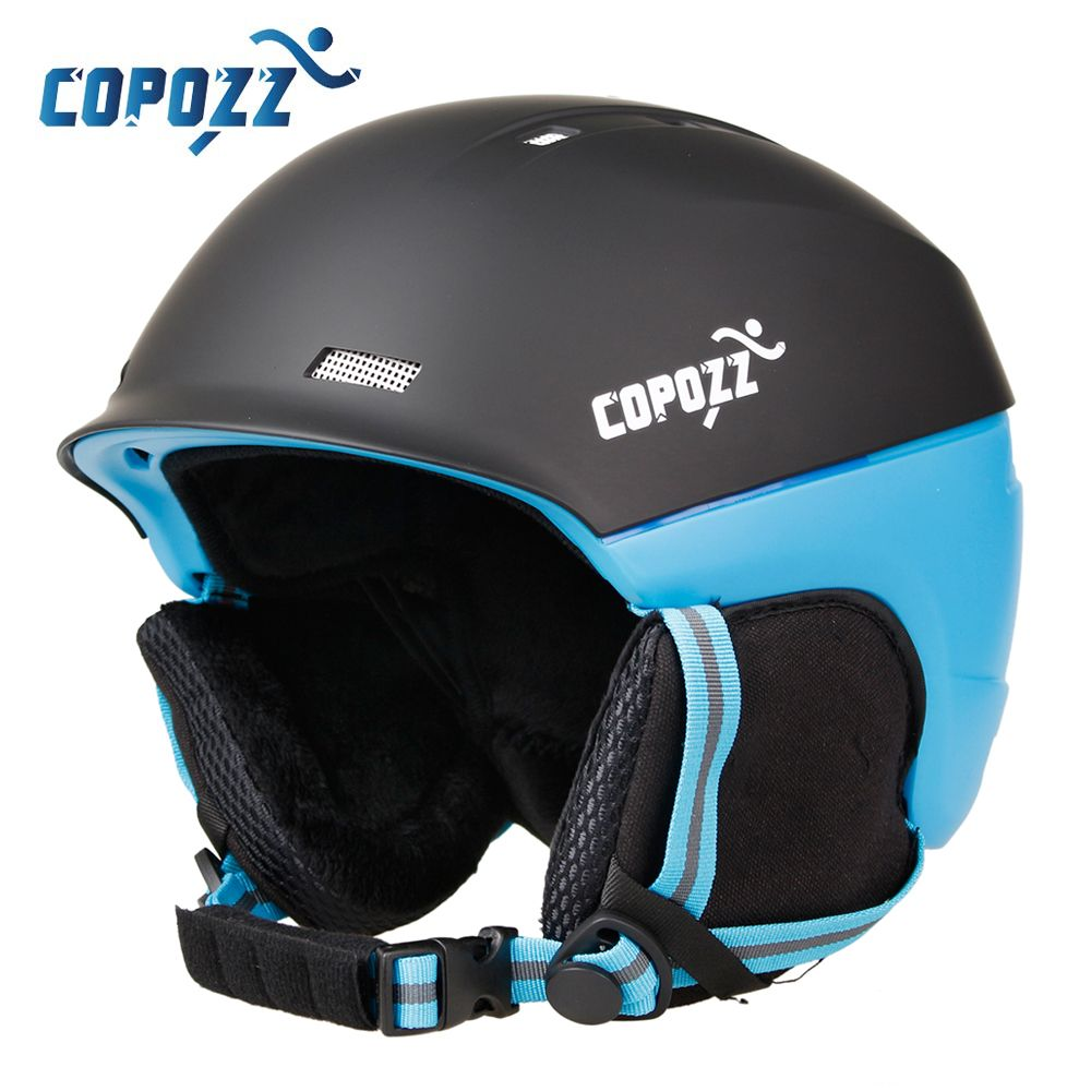 Copozz brand professional ski helmet adult ski helmet man