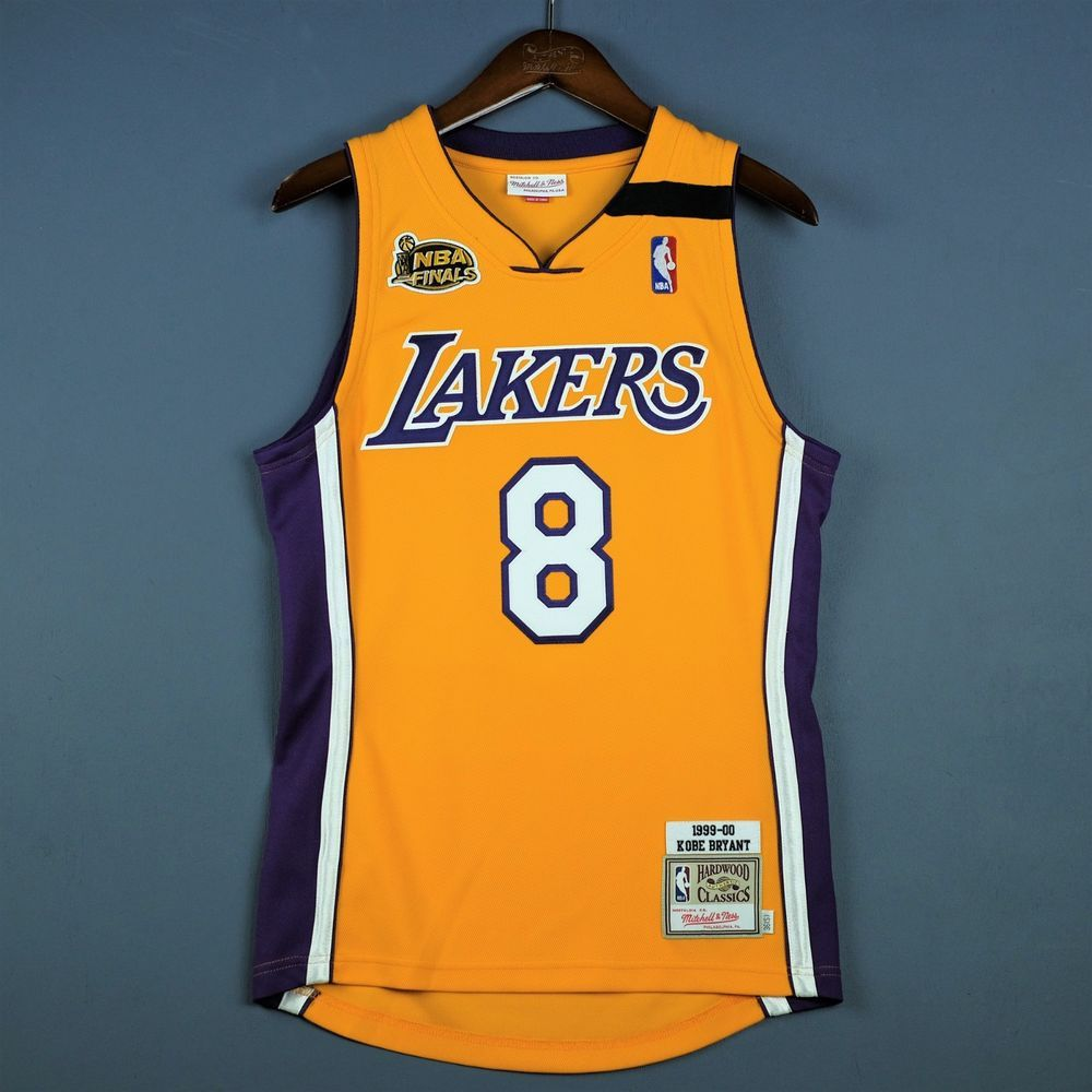 9e2306160 mitchell and ness jersey sizing 100% Authentic Kobe Bryant ...