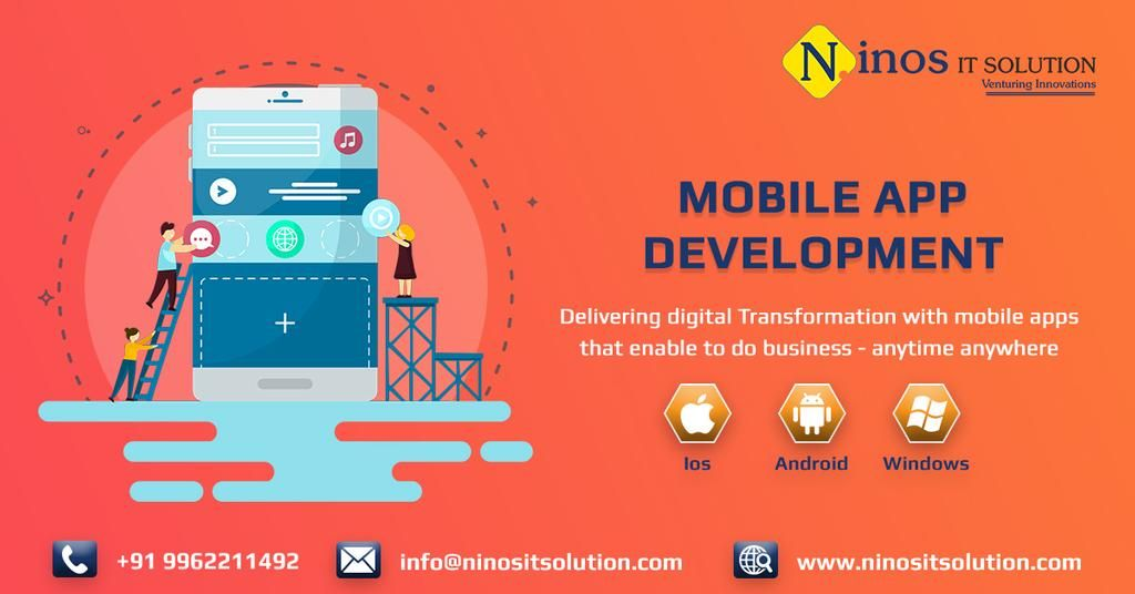 Our Mobile apps development team helps determine,
