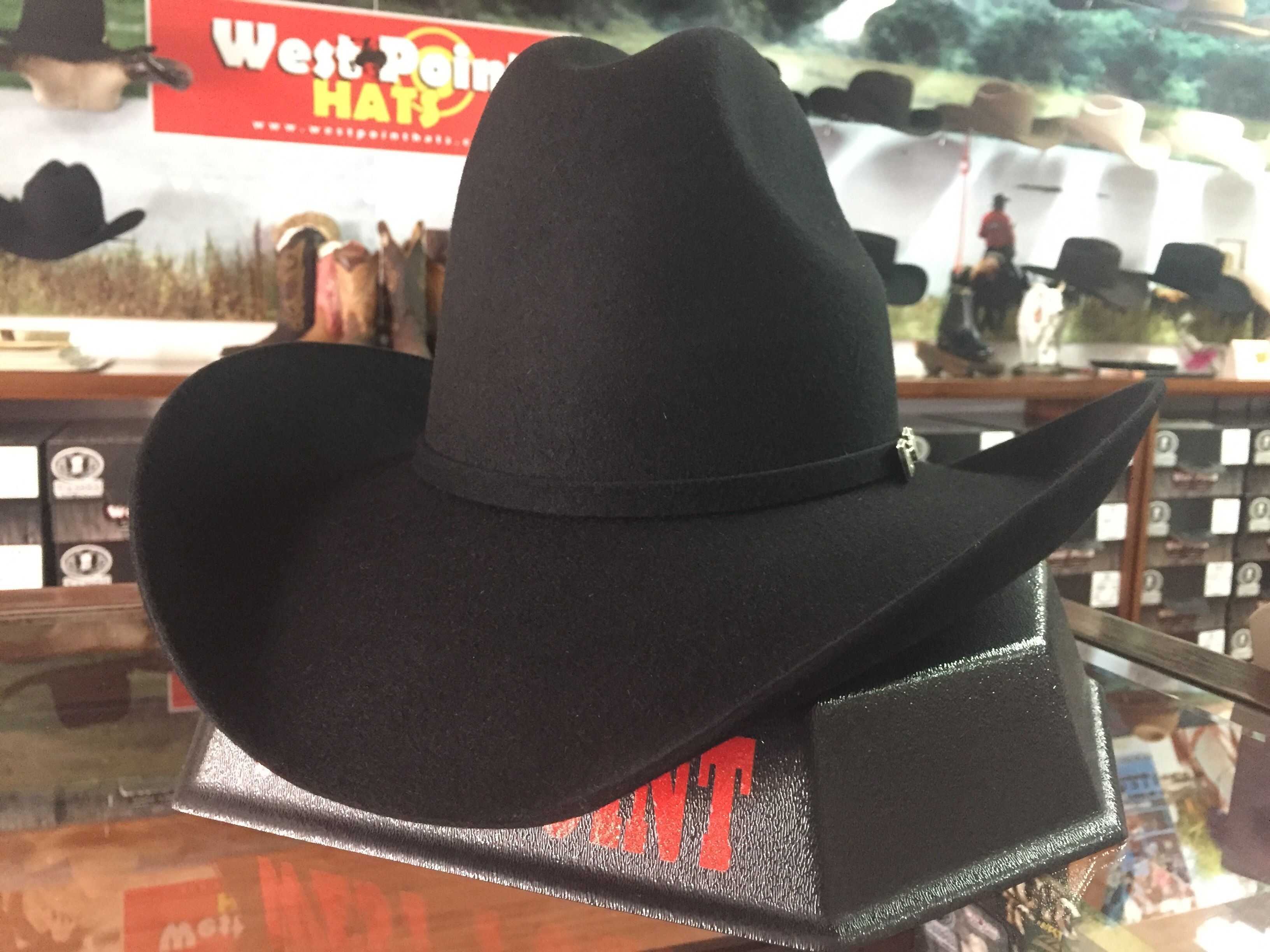 c097e8dd9e Texana black Western 6x new