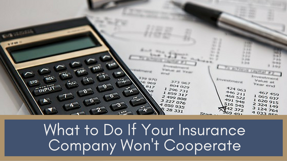 Insurance Can Be A Big Help If You Ve Been In An Accident But What If They Aren T Cooperating Or Paying Your Cla In 2020 Insurance Company Insurance Law Bodily Injury