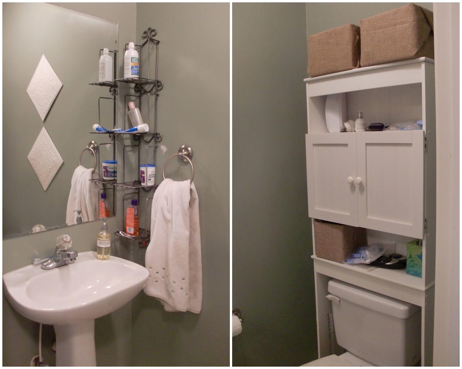 Guest Half Bathroom Ideas Small Bathroom Ideas Good Make Your