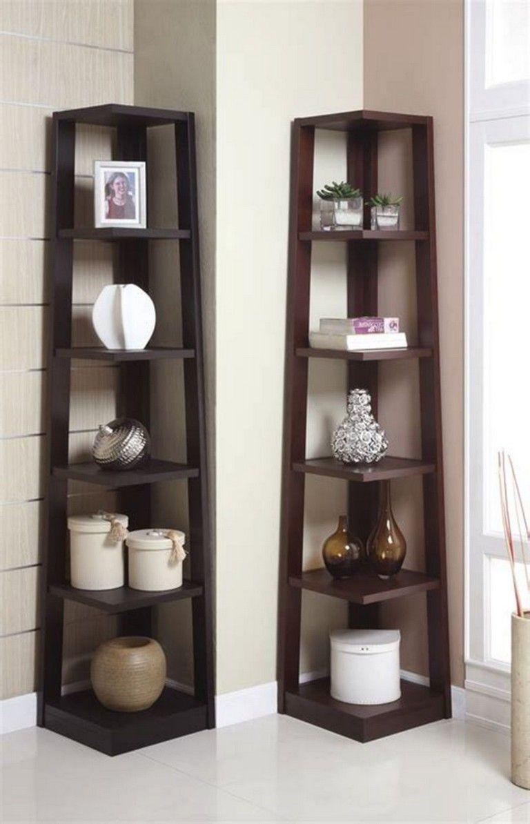 Bridges Corner Unit Bookcase Living Room Corner Decor Corner