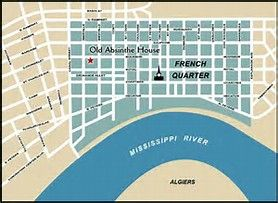 Image result for Map of New Orleans Bourbon Street | VACATIONS I'VE on new orleans casino las vegas map, new orleans city street map, frenchmen street new orleans map, new orleans canal street map, new orleans jazz map, new orleans convention center hotel map, new orleans landmark map, royal street new orleans map, new orleans decatur street map, elysian fields new orleans map, new orleans east map, french quarter map, new orleans street map printable, new orleans aquarium, magazine street new orleans map, new orleans st. charles streetcar map, new orleans louisiana map, new orleans tourist map, new orleans area map, new orleans restaurant map,