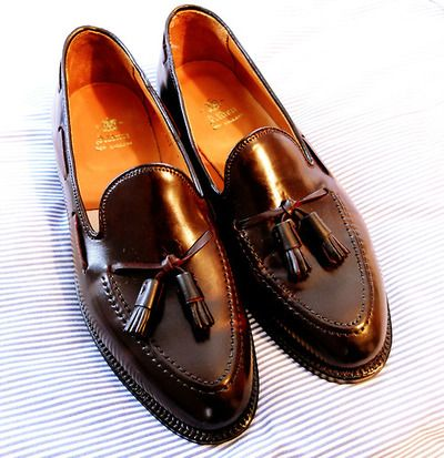 Aldens Alden - The shoes were worth the sacrifice of the horses hide.