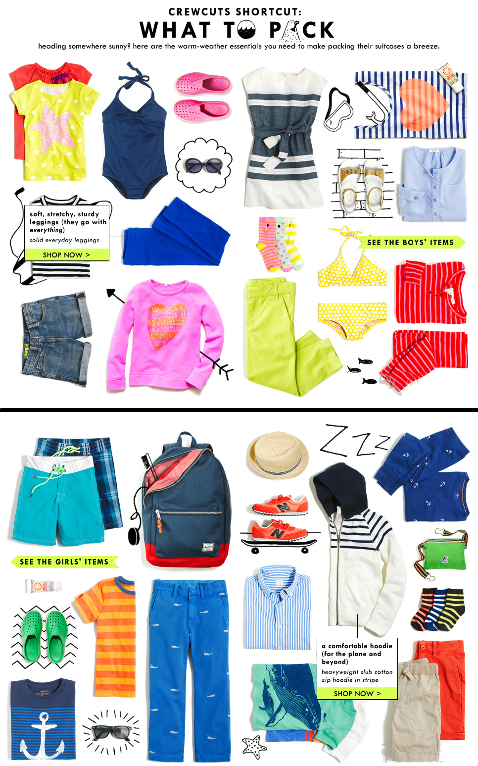 dc61df9d3c22 JCrew Kids Spring Break clothes | Kids | Kids clothing brands list ...