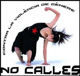 Contra la violència de gènere, no calles