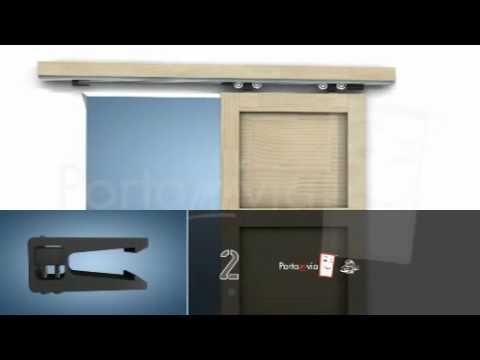 Do It Yourself Interior Wood Doors By Portamivia Sliding