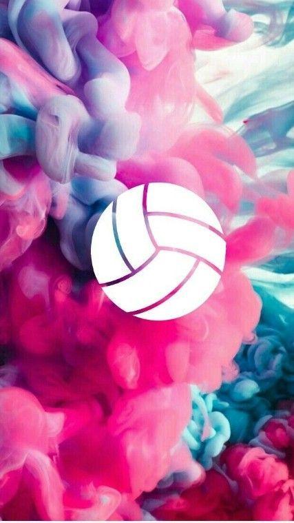Netball Wallpaper Aesthetic Netball Wallpaper In 2020 Volleyball Wallpaper Volleyball Backgrounds Volleyball